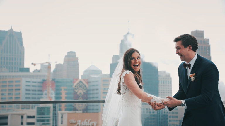 Detroit Yacht Club Wedding