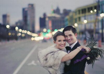 Madeline and Scott's NYE Wedding Trailer