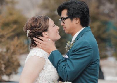 Mandy and Jan Michael's Planterra Wedding