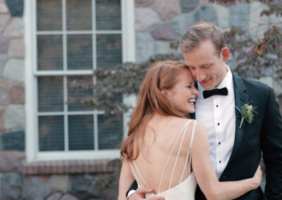 Paige and Alex's Oakland Hills Wedding